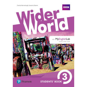 Wider World 3 Students´ Book w/ MyEnglishLab Pack - Carolyn Barraclough
