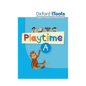 Playtime A iTools DVD-ROM