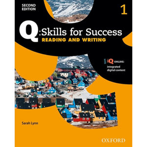 Q Skills for Success 1 Reading & Writing Student´s Book with Online Practice (2nd)