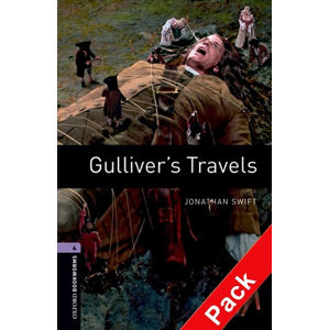 Oxford Bookworms Library 4 Gulliver´s Travels with Audio Mp3 Pack (New Edition)