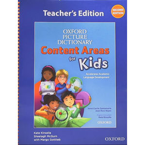 Oxford Picture Dictionary Content Areas for Kids Teacher´s (2nd)