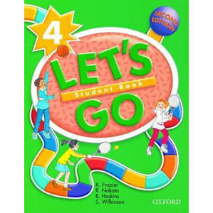 Let´s Go 4 Student´s Book (2nd)