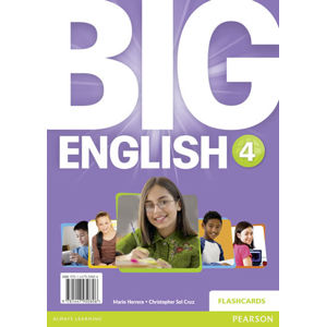 Big English 4 Flashcards - Mario Herrera