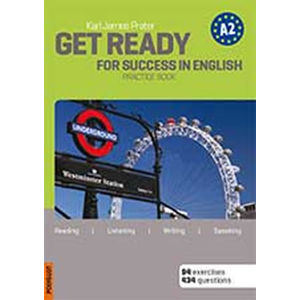 Get Ready for Success in English A2 + CD - Karl James Prater