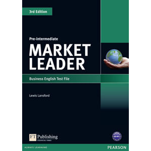 Market Leader 3rd Edition Pre-Intermediate Test File - Lewis Lansford