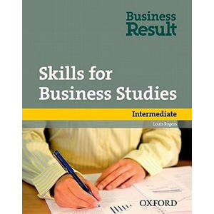 Business Result DVD Edition Intermediate Skills for Business Studies Workbook - Louis Rogers
