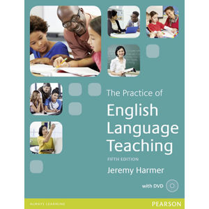 The Practice of English Language Teaching 5th Edition Book w/ DVD Pack - Jeremy Harmer
