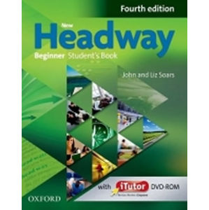 New Headway Beginner Student´s Book with iTutor DVD-ROM (4th) - John Soars, Liz Soars