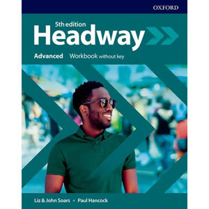 New Headway Advanced Workbook without Answer Key (5th)