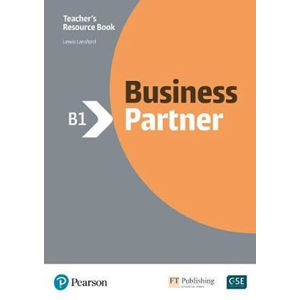 Business Partner B1 Teacher´s Book with MyEnglishLab Pack