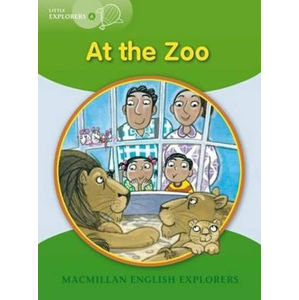 Little Explorers A: At the Zoo Reader