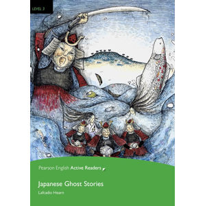 PEAR | Level 3: Japanese Ghost Stories Bk/Multi-ROM with MP3 Pack - Lafcadio Hearn