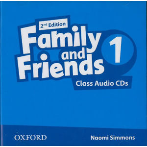 Family and Friends 1 Class Audio CDs /2/ (2nd)