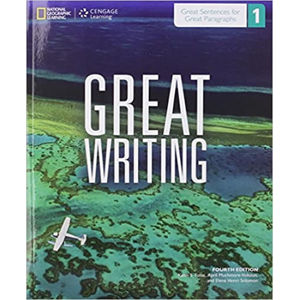 Great Writing 1: Text with Online Access Code - Lucie Hlavatá