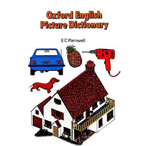 Oxford English Picture Dictionary