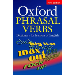 Oxford Phrasal Verbs Dictionary for Learners of English (2nd) - neuveden