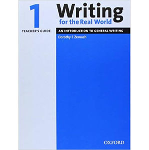 Writing for the Real World 1 Teacher´s Guide