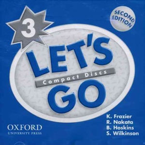 Let´s Go 3 Class Audio CD (2nd)