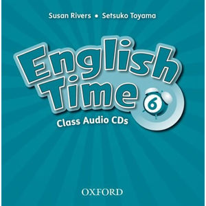 English Time 6 Class Audio CDs /2/ (2nd)