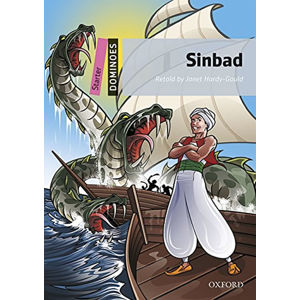 Dominoes Starter Sinbad with Audio Mp3 Pack (2nd)
