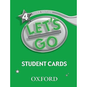 Let´s Go 4 Student´s Cards (3rd)