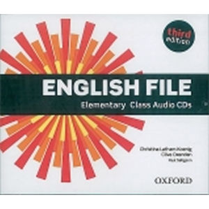 English File Elementary Class Audio CDs /4/ (3rd) - Christina Latham-Koenig, Clive Oxenden, Paul Selingson
