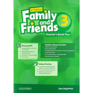Family and Friends 3 Teacher´s Book Plus (2nd)