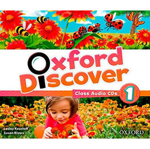 Oxford Discover 1 Class Audio CDs /3/
