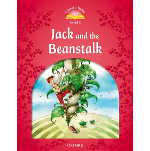 Classic Tales 2 Jack and the Beanstalk Audio Mp3 Pack (2nd)