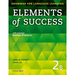 Elements of Success 2 Student Book B with Online Practice