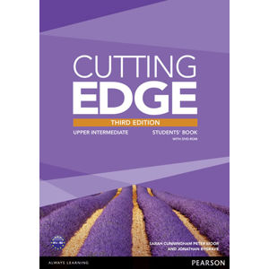 Cutting Edge 3rd Edition Upper Intermediate Students´ Book w/ DVD Pack - Jonathan Bygrave