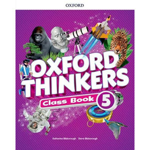 Oxford Thinkers 5: Class Book
