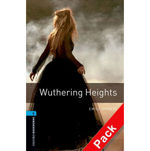 Oxford Bookworms Library 5 Wuthering Heights with Audio Mp3 Pack (New Edition)