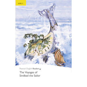 PER | Level 2: The Voyages of Sinbad the Sailor Bk/MP3 Pack - neuveden