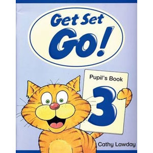 Get Set Go! 3 Pupil´s Book - Cathy Lawday