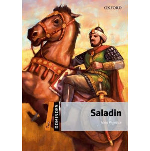 Dominoes 2 Saladin with Audio Mp3 Pack (2nd)