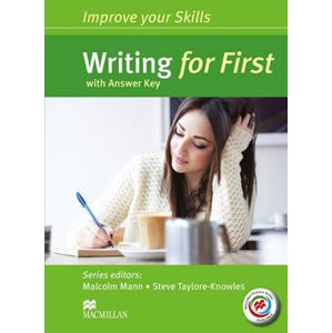 Improve Your Writing Skills for First: Student´s Book with key & MPO Pack - Malcolm Mann