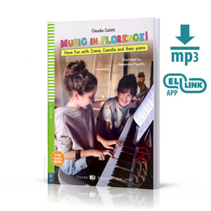 Young ELI Readers 4/A2: Music In Florence! + Downloadable Multimedia