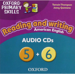 American Oxford Primary Skills 5-6 Class CDs