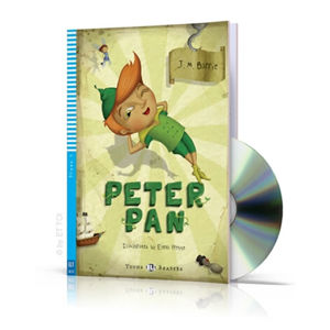 Young ELI Readers 3/A1.1: Peter Pan + Downloadable Multimedia
