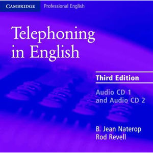 Telephoning in English: Audio CDs (2)