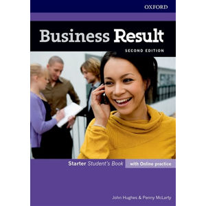 Business Result Starter Student´s Book with Online Practice (2nd)