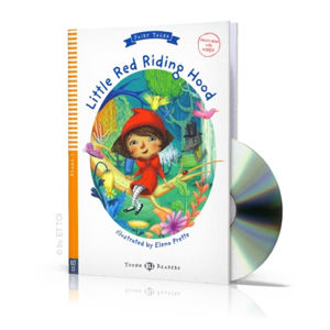 Young ELI Readers 1/A1: Little Red Riding Hood + Downloadable Multimedia