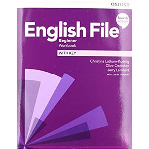 English File Beginner Workbook with Answer Key (4th)