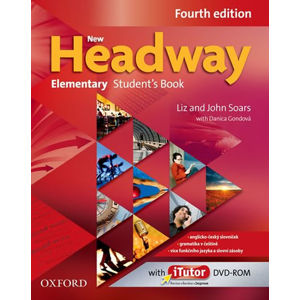New Headway Elementary Student´s Book 4th (CZEch Edition)