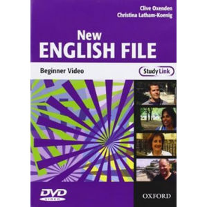 New English File Beginner DVD - Clive Oxenden