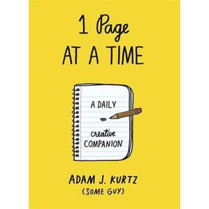 1 Page at a Time : A Daily Creative Companion