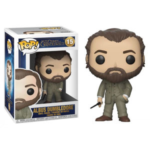 Funko POP Movies: Fantastic Beasts 2 - Dumbledore
