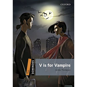 Dominoes 2 V is for Vampire with Audio Mp3 Pack (2nd)