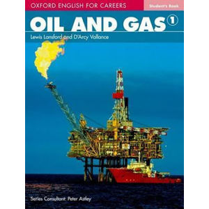 Oxford English for Careers Oil and Gas 1 Student´s Book
